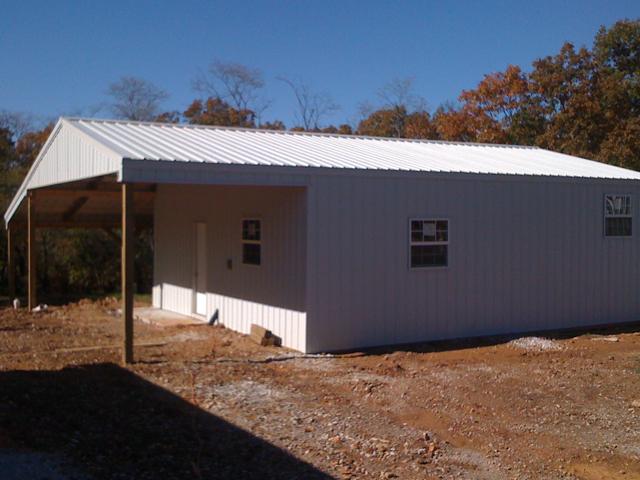 Metal Building Contractors Arkansas